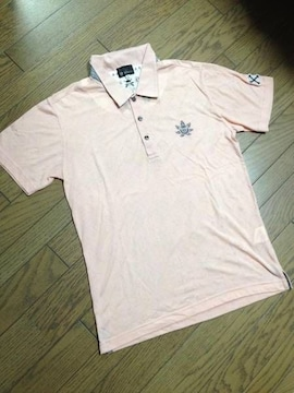 美品TK MIXPICE ワンピースコラボポロシャツ タケオキクチ