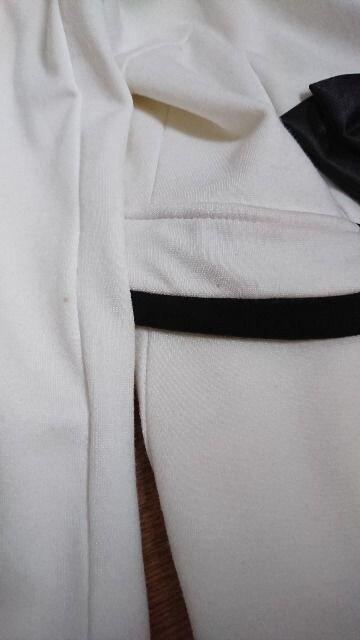 MARS☆配色りぼんジャケット☆ホワイト☆ < ブランドの