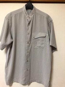 送料無料 メンズトップス メンズシャツ Lサイズ レナウン
