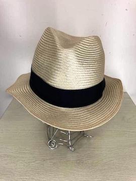 CA4LA(カシラ)KNOX ノックス ストローハットハット帽子
