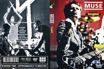 MUSE 英国レディング・フェス 2011 ミューズ 74分!高画質!