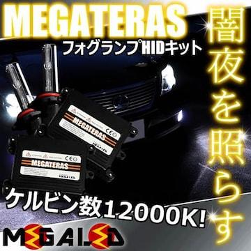mLED】レクサスLS460前期中期/フォグランプHIDキット/HB4/12000K