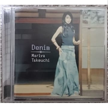 KF  竹内まりや  Denim デニム 初回限定盤 2CD
