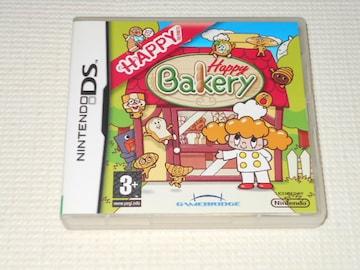 DS★Happy bakery HAPPY SERIES 海外版(国内本体動作可能)