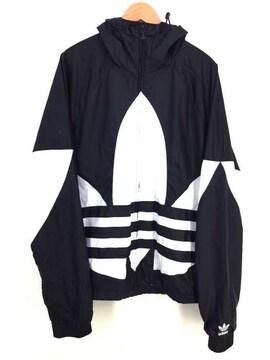 adidas Originals(アディダスオリジナルス)Big Trefoil Windbreaker JKT