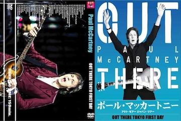 ポール・マッカートニー OUT THERE 2013 東京初日!2DVD!
