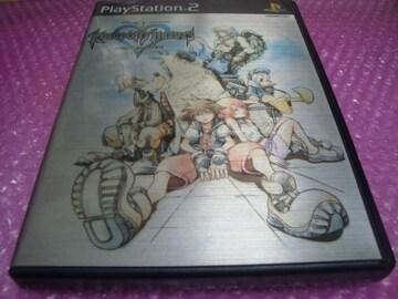 掘PS2 キングダムハーツ ファイナルミックス