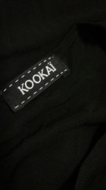 KOOKAI シャツ < ブランドの