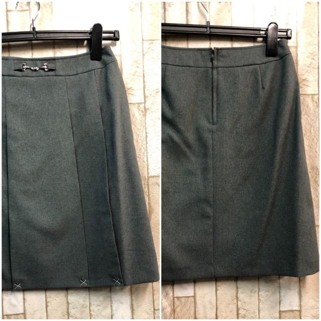 新品☆9号プチサイズ機能たっぷり美人度UPスカートスーツs899 < 女性ファッションの