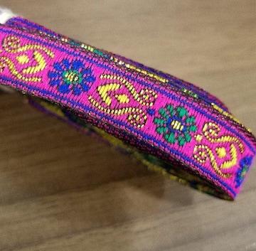 刺繍リボン テープ 幅12ミリ