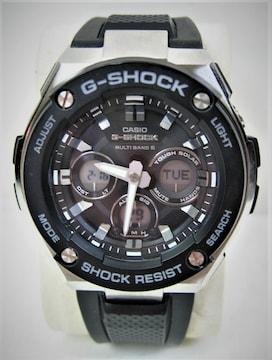 極美品 カシオ CASIO G-SHOCK 電波ソーラ 5524 GST-W300