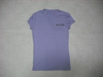 29 女 ラルフローレン 紫 半袖Tシャツ XS