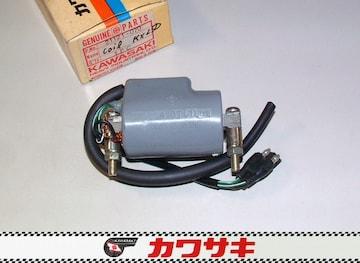 川崎 KX250 KX250A-A3 KX125 KX125A-A3 KX400 IG.コイル 絶版
