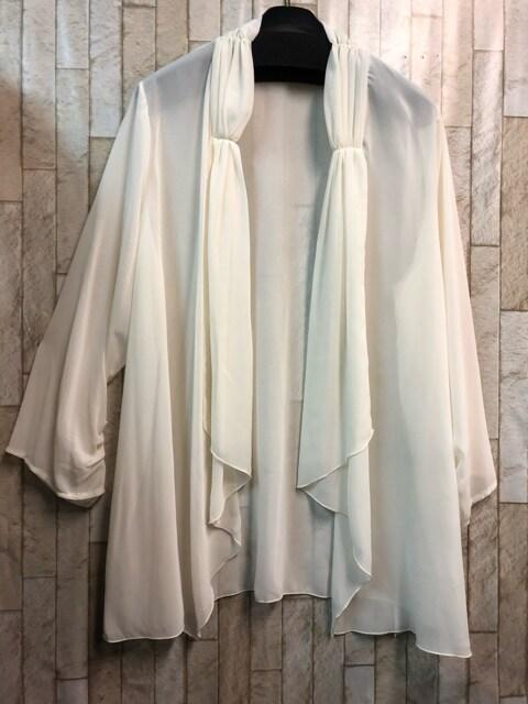 新品☆38号6L7L♪パンツドレス3点セット♪日本製☆s842 < 女性ファッションの
