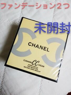 ファンデーション ccクリーム シャネル正規品