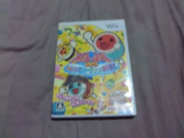 【Wii】太鼓の達人Wii みんなでパーティ3代目