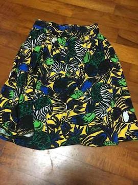 SLY フルーツ柄 スカート