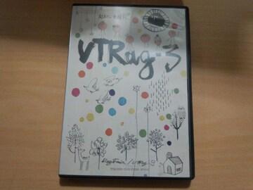 RAG FAIR DVD「VTRag-3」ラグフェアー アカペラ●