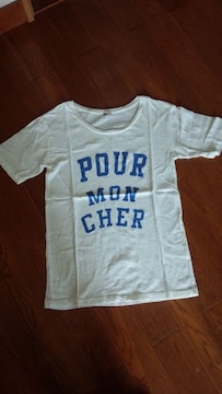 Heart Market ハートマーケット*柔らかプリント*半袖Tシャツ