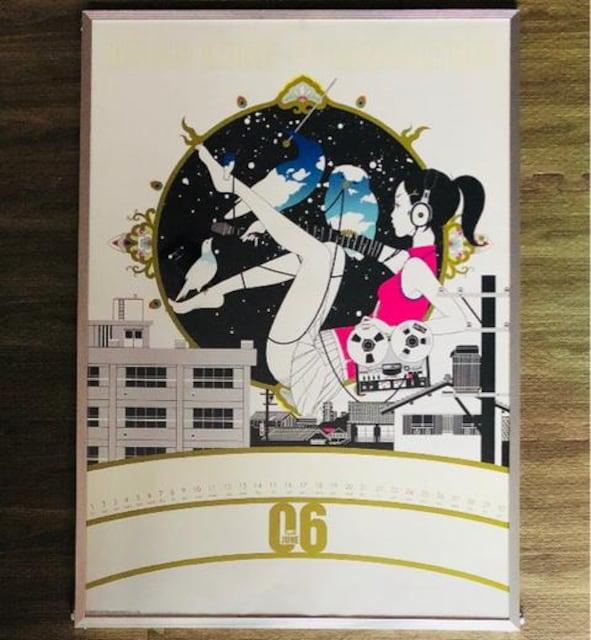 《アジカン》ポスター 中村佑介 ASIAN KUNG-FU GENERATION ROCK  < タレントグッズの