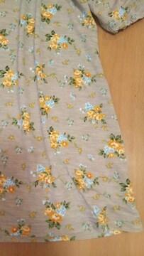Mサイズ花柄トップス��1283