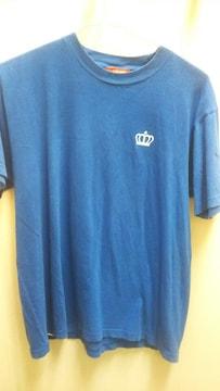 ベビードール babydoll Tシャツ 青