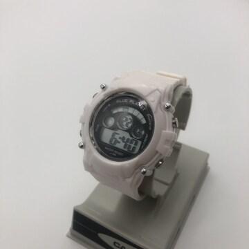 即決 BLUE PLANET 腕時計 CR2032 G212