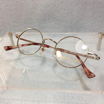 John Lennon ラウンド型 メガネフレーム