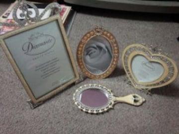 手鏡!可愛い綺麗!写真たては完売しましたすみません