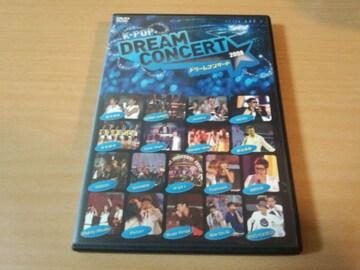 DVD「K-POP ドリームコンサート2008」韓国K-POP 東方神起●