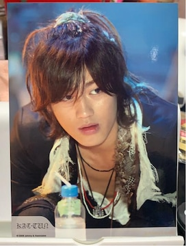 ジャニショ写真☆赤西仁�E☆元KATーTUN