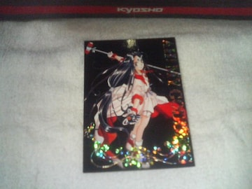 トレカ  女神さま SPカード#138   リバーシブル ホログラムカード     スクルド