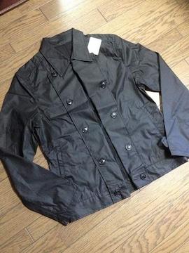 新品SHIPS JET BLUE デザインジャケット 黒 シップス