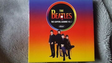 THE BEATLES(ビートルズ) THE CAPITOL ALBUMS VOL.2 4枚組BOX輸入盤