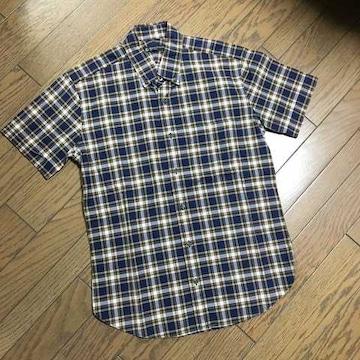 美品BEAUTY&YOUTH チェックシャツ 日本製 アローズ