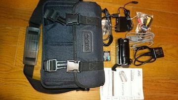 JVC‐Everioカメラバック付き