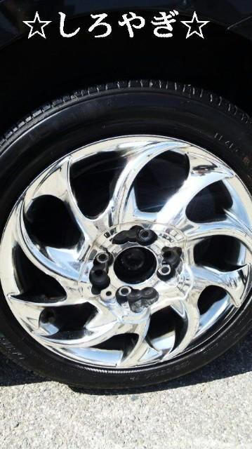 メッキホイール165/55R14タイヤ2本セット4穴スーパーマルチ100.110.114.3 < 自動車/バイク