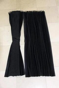 色黒 サイズ240x90�p2枚入り トラックカーテン|プリーツ仮眠カ
