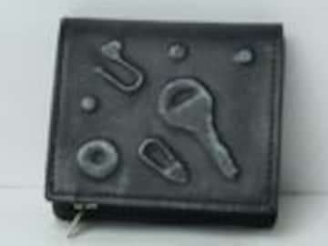 (WA-7678)TOUGH JEANS本革財布
