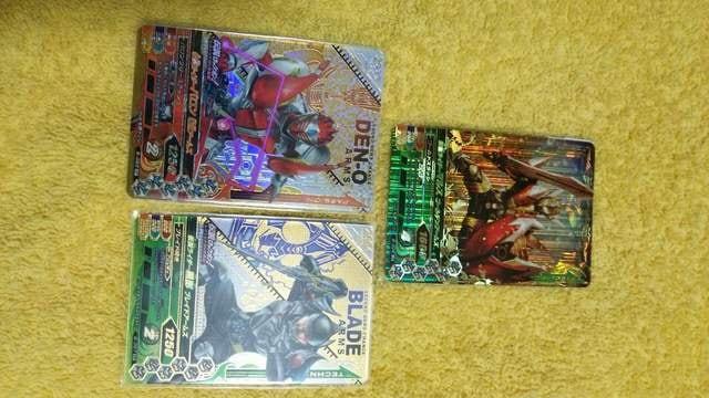 �R送料無料☆第6弾LRマルスゴールデンアームズ&CP4枚+SR以下45枚フルコンプ☆ < トレーディングカードの