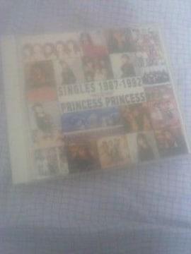 送料込・プリンセス・プリンセス/シングルズ1987−1992