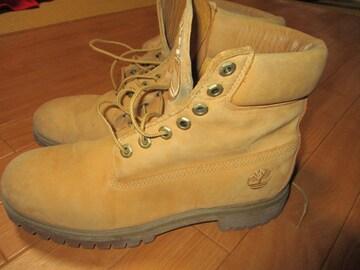 TIMBERLAND ティンバーランド 6インチ ブーツ 28,5