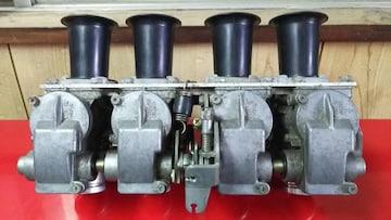 GSX400FレアCRキャブ