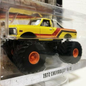 GreenLightグリーンライト/'72 Chevyシボレー K-10 1/64