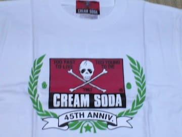 クリームソーダ限定Tシャツcream sodaピンクドラゴン