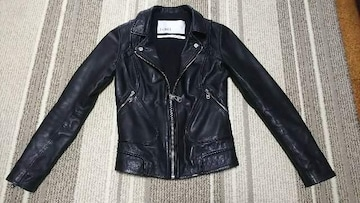 DOMA レザージャケット 極美品 ロンハーマン 正規品 ライダース