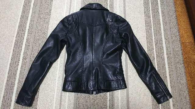DOMA レザージャケット 極美品 ロンハーマン 正規品 ライダース < ブランドの