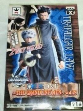 ワンピース DXF THE GRANDLINE MEN vol.18 トラファルガー ロー