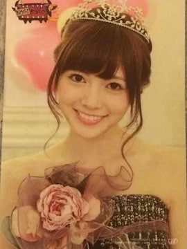 激レア☆乃木坂46/NOGIBINGO!3☆ポストカード☆白石麻衣☆超美品