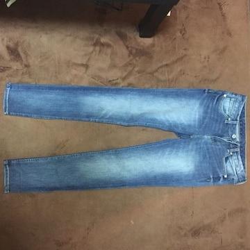GUジーンズ新品未使用